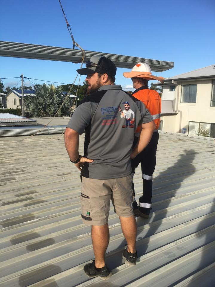 Roof Restoration Gold Coast Service Man Image 26 | Professional Plumbing & Roofing