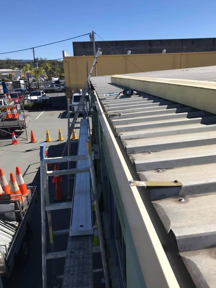Roof Restoration Gold Coast Image 1   Professional Plumbing & Roofing