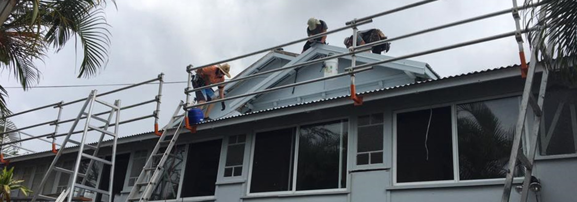 Roof Replacement Services | Gold Coast | Professional Plumbing & Roofing